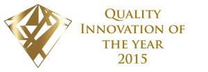 Quality Innovation of the year 2015